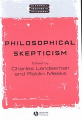 Philosophical Skepticism 1st Edition 9780631213543 0631213546