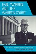 Earl Warren and the Warren Court 0 9780739116357 0739116355