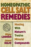 Homeopathic Cell Salt Remedies 0 9780757002502 0757002501
