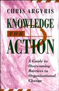 Knowledge for Action 1st edition 9781555425197 1555425194