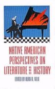 Native American Perspectives on Literature and History 0 9780806127859 0806127856