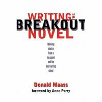 Writing the Breakout Novel 1st edition 9781582971827 158297182X