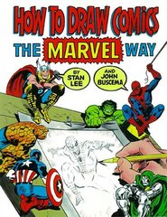 How To Draw Comics The Marvel Way 0 9780671530778 0671530771