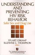Understanding and Preventing HIV Risk Behavior 1st edition 9780803974258 0803974256