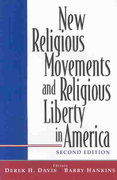 New Religious Movements and Religious Liberty in America 2nd Edition 9780918954923 0918954924