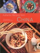 Authentic Recipes from China 0 9780794602086 0794602088