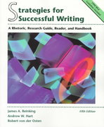 Strategies for Successful Writing 5th edition 9780139564000 0139564004