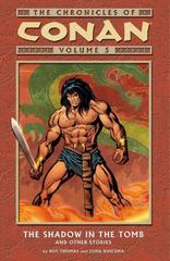 Chronicles of Conan Volume 5: The Shadow in the Tomb and Other Stories 0 9781593071752 1593071752