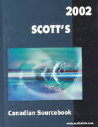 Scott's Canadian Sourcebook 2002 37th edition 9781552570876 1552570878