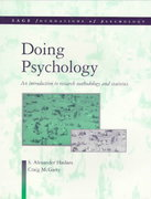 Doing Psychology 0 9780761957355 0761957359