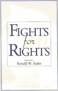 Fights for Rights 1st Edition 9780813109121 0813109124