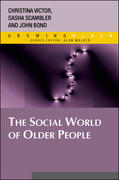 The Social World of Older People 1st edition 9780335215225 033521522X