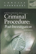 Principles of Criminal Procedure 2nd Edition 9780314199348 0314199349