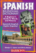 Spanish Bilingual Dictionary 3rd edition 9780764102813 0764102818