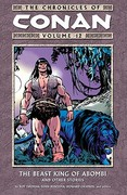 Chronicles of Conan Volume 12: The Beast King of Abombi and Other Stories 0 9781593077785 1593077785
