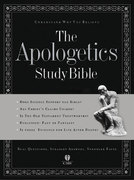 The Apologetics Study Bible 0 9781586400286 1586400282