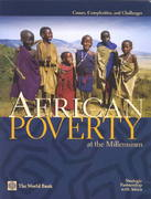 African Poverty at the Millennium 1st Edition 9780821348673 0821348671