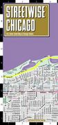Streetwise Chicago Map - Laminated City Center Street Map of Chicago, Illinois 0 9781931257343 1931257345