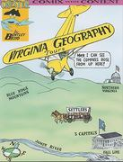 Virginia Geography Tours 1st edition 9781933122007 1933122005