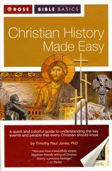 Christian History Made Easy 1st Edition 9781596363281 1596363282