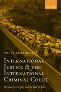 International Justice and the International Criminal Court 0 9780199274246 019927424X