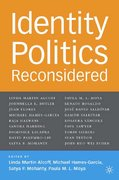 Identity Politics Reconsidered 1st edition 9781403964465 1403964467