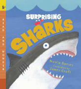 Surprising Sharks 0 9780763627423 0763627429