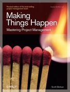 Making Things Happen 1st Edition 9780596517717 0596517718