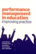 Performance Management in Education 1st edition 9780761971726 0761971726