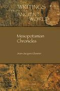 Mesopotamian Chronicles 0 9781589830905 1589830903