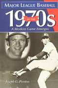 Major League Baseball in the 1970s 1st Edition 9780786415922 0786415924