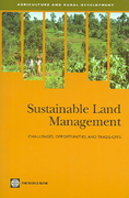 Sustainable Land Management 0 9780821365977 0821365975