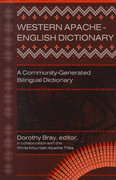 Western Apache-English Dictionary 0 9780927534796 0927534797