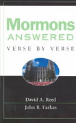 Mormons Answered Verse by Verse 0 9780801077616 0801077613