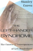 The Left-Hander Syndrome 0 9780679744689 0679744681