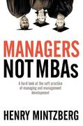 Managers Not MBAs 0 9781576753514 1576753514