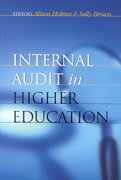 Internal Audit in Higher Education 1st edition 9780749433000 0749433000