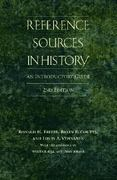 Reference Sources in History 2nd edition 9780874368833 0874368839