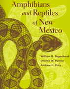 Amphibians and Reptiles of New Mexico 0 9780826338112 0826338119