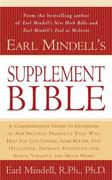 Earl Mindell's Supplement Bible 0 9780743226615 0743226615