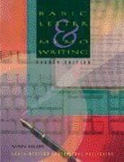 Basic Letter & Memo Writing 4th edition 9780538675161 0538675160
