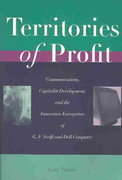 Territories of Profit 1st edition 9780804747226 0804747229