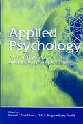 Applied Psychology 1st edition 9780805853483 0805853480