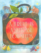A Fruit Is a Suitcase for Seeds 0 9780822559917 0822559919