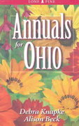 Annuals for Ohio 0 9781551053882 1551053888