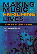 Making Music and Enriching Lives 0 9780253219176 0253219175