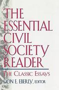 The Essential Civil Society Reader 0 9780847697199 0847697193