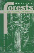 American Forests 1st Edition 9780700608492 0700608494