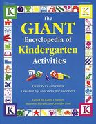The GIANT Encyclopedia of Kindergarten Activities 0 9780876592854 087659285X