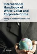 International Handbook of White-Collar and Corporate Crime 1st Edition 9780387341101 0387341102